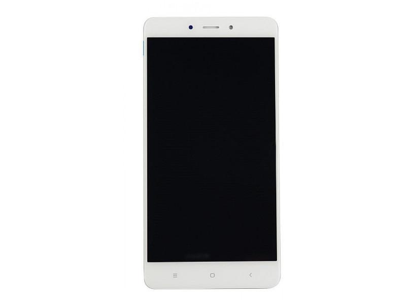 дисплей rocknparts zip для xiaomi mi max 2 black Дисплей RocknParts Zip для Xiaomi Redmi Note 4X White