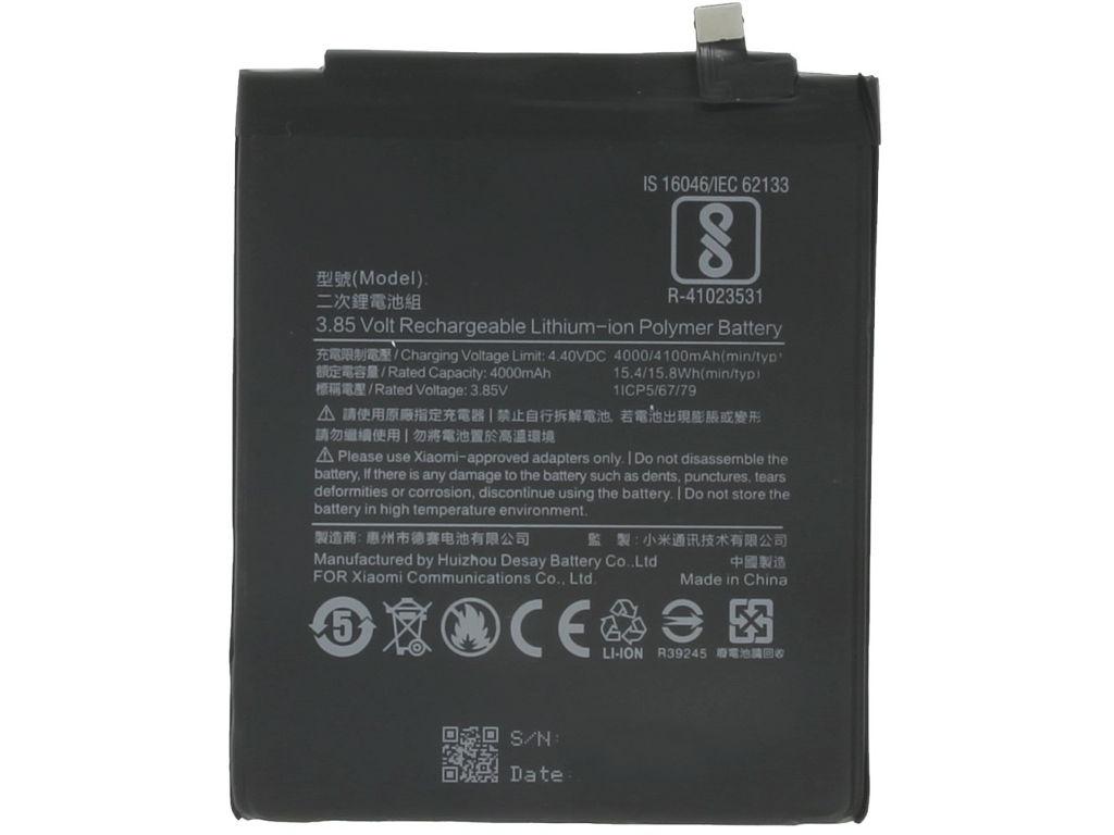 Аккумулятор RocknParts Zip для Xiaomi Redmi Note 4X дисплей rocknparts zip для xiaomi redmi note 4x black 573664