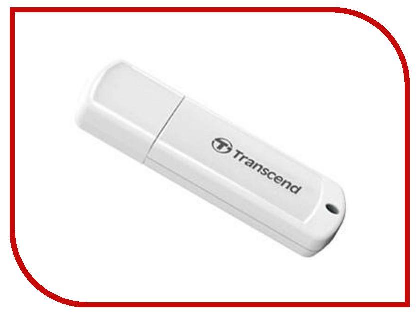 USB Flash Drive 32Gb - Transcend FlashDrive JetFlash 370 TS32GJF370  - купить со скидкой