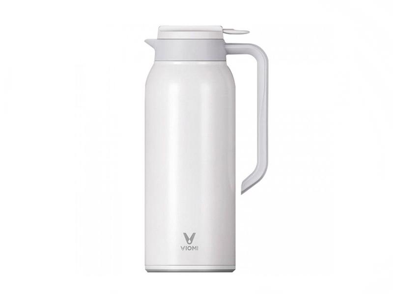 Купить Термос Xiaomi Viomi Steel Vacuum Pot (1, 5 л) White, SUS316