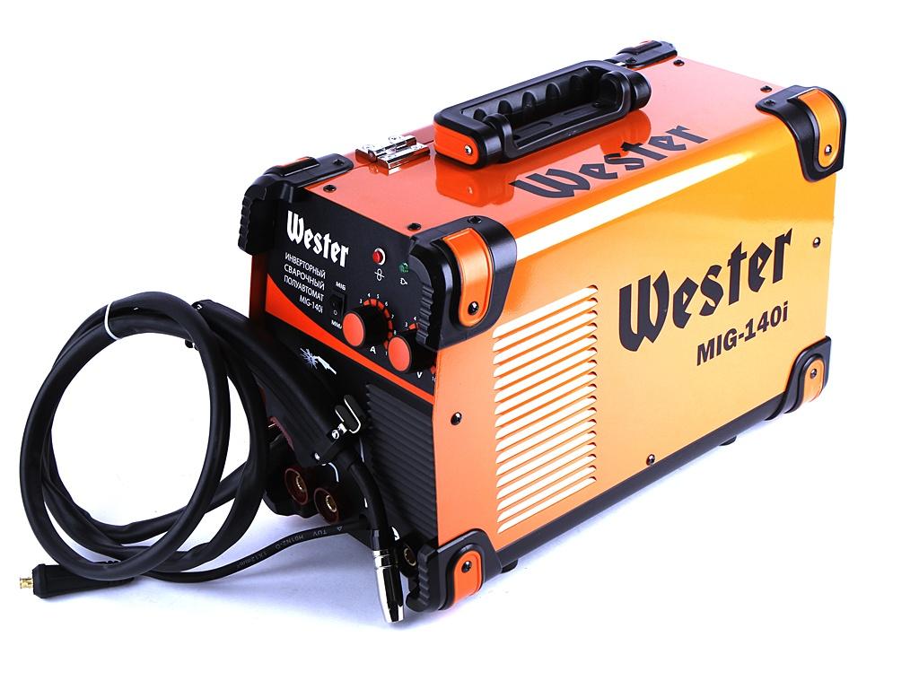 сварочный аппарат sturm aw97i125 Сварочный аппарат Wester MIG 140i