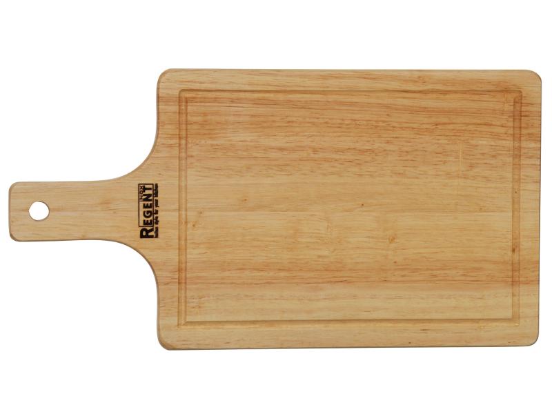 магнитный держатель для ножей regent inox 60см 93 bl jh3 Доска разделочная Regent Inox Bosco 40x21x1.2cm 93-BO-1-03