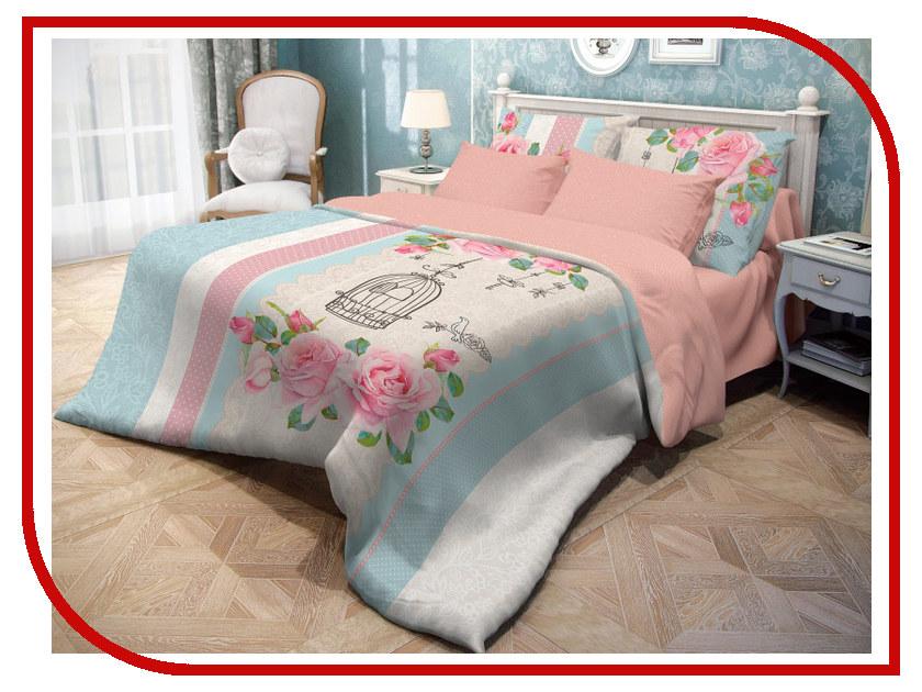 Купить Постельное белье Волшебная ночь Прованс Fluid Комплект 2 спальный Ранфорс 716250