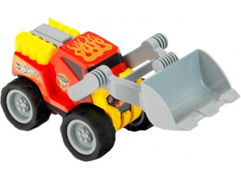 игрушка наша игрушка погрузчик вилочный 6655 7 Игрушка Klein Погрузчик Hot Wheels 2439