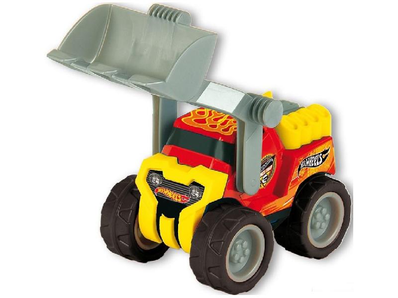 игрушка наша игрушка экскаватор снегоуборочный 6655 6 Игрушка Klein Экскаватор Hot Wheels 2440