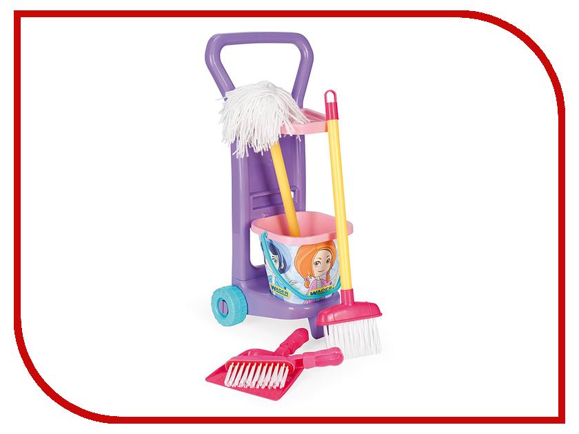 Купить Игровой набор для уборки Wader Маленькая хозяйка 10774