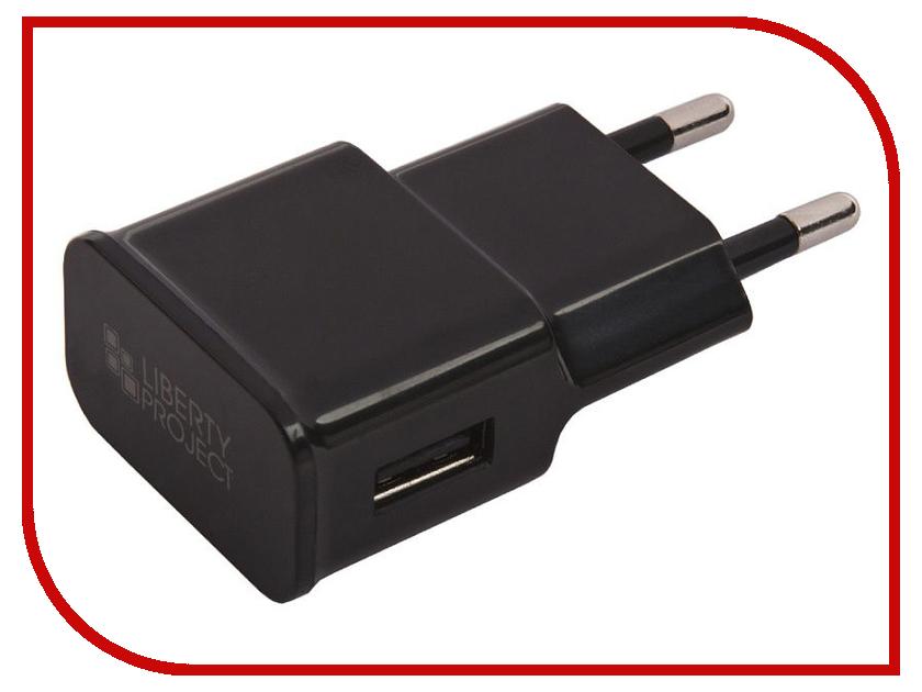 Купить Зарядное устройство Liberty Project USB USB-Type-C 2.1A Black 0L-00032732