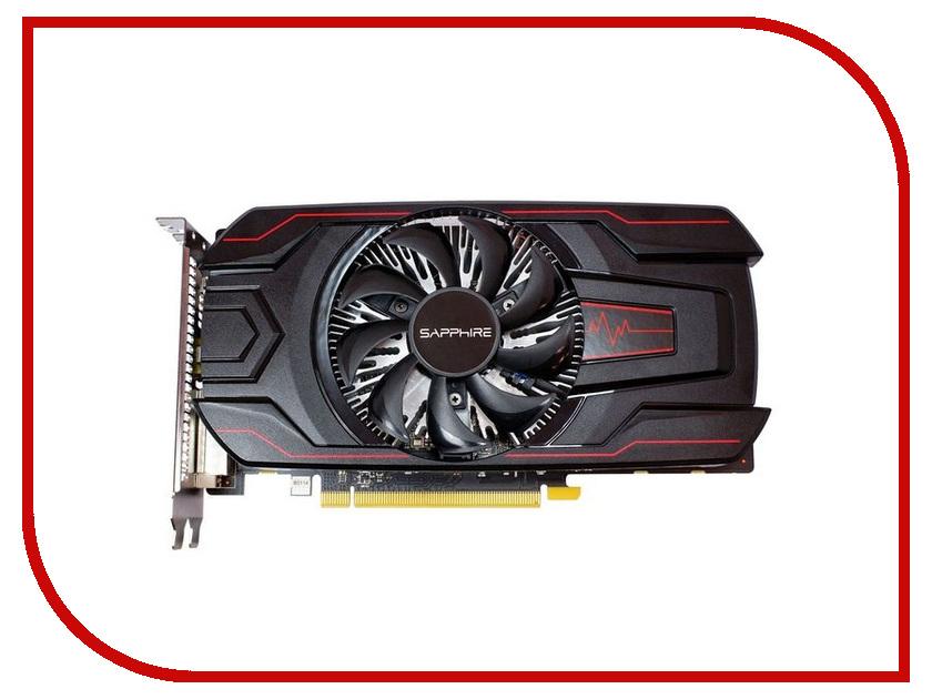 Видеокарта Sapphire Pulse Radeon RX 560 1226Mhz PCI-E 3.0 4096Mb 6000Mhz 128 bit DVI HDMI HDCP 11267-18-20G
