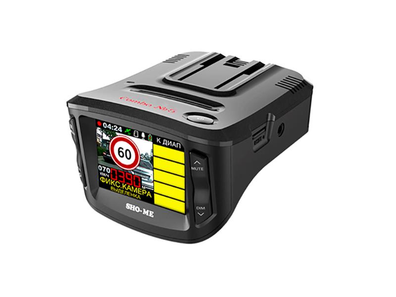Купить Видеорегистратор SHO-ME Combo №5 А12, Combo №5-A12