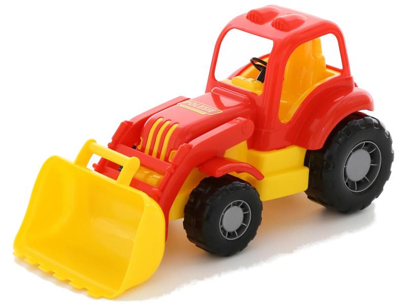 игрушка наша игрушка погрузчик вилочный 6655 7 Игрушка Полесье Погрузчик Силач 45058