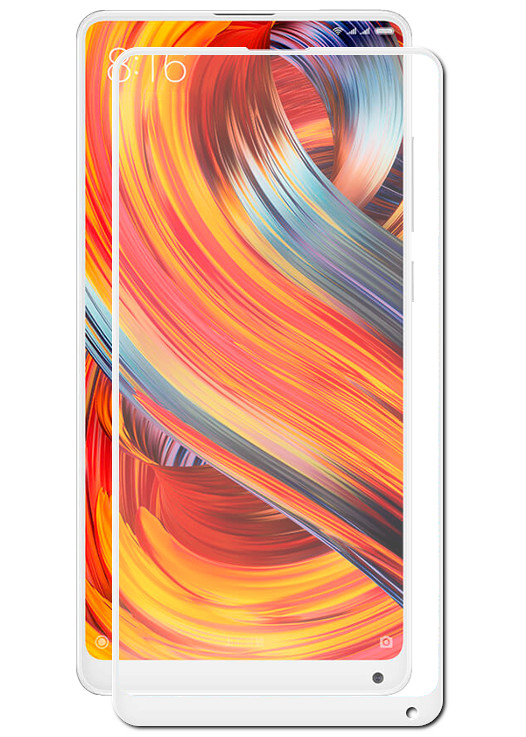 аксессуар защитное стекло zibelino для xiaomi mi max tg full screen 0 33mm 2 5d white ztg fs xmi max wht Аксессуар Защитное стекло Zibelino для Xiaomi Mi Mix 2S TG Full Screen 0.33mm 2.5D White ZTG-FS-XMI-MIX2S-WH
