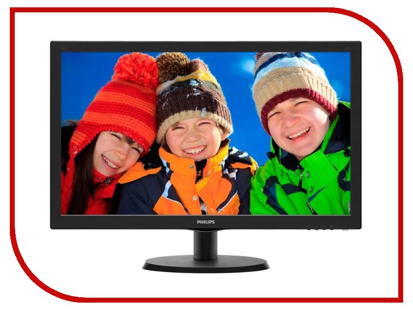Купить Монитор Philips 223V5LHSB2/00 Black