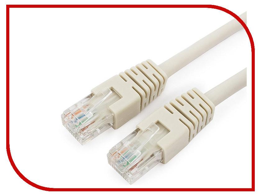 Купить Сетевой кабель Gembird Cablexpert UTP 1.5m Gray PP10-1.5M
