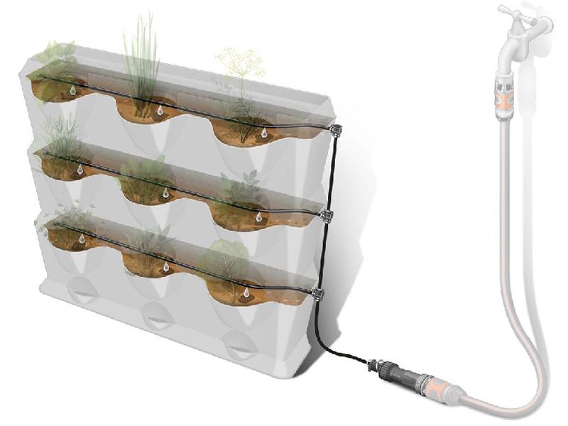 Набор для микрокапельного полива Gardena 13156-20.000.00