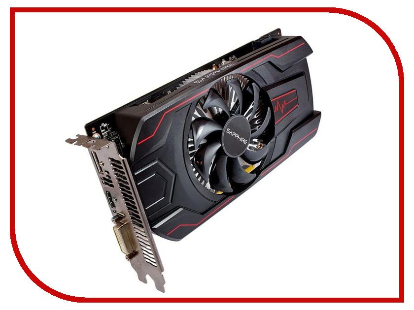 Видеокарта Sapphire Pulse Radeon RX 560 1226Mhz PCI-E 3.0 2048Mb 6000Mhz 128 bit DVI HDMI HDCP RX 560 2G 11267-19-20G