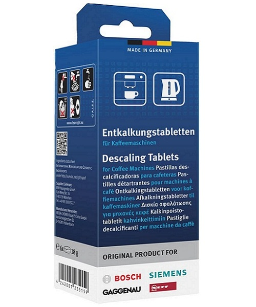 Таблетки от накипи Bosch TCZ6002 / 00311864