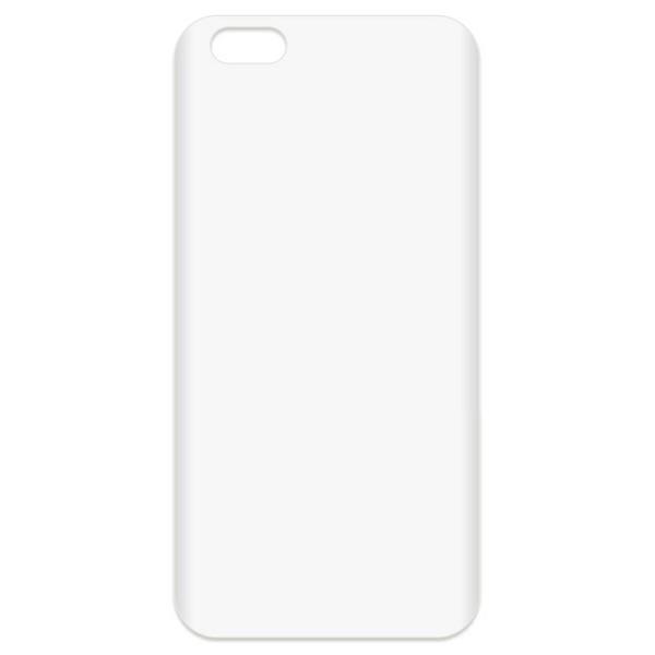 z3 plus Аксессуар Чехол-накладка Krutoff для APPLE iPhone 6 Plus / 6S Plus TPU Transparent 11941