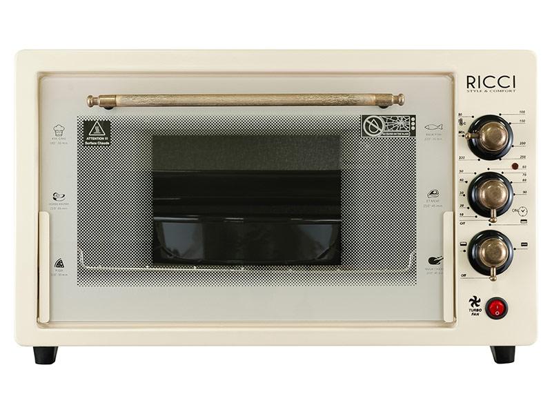 плита ricci jdl c20a15 Мини печь Ricci 6003BG
