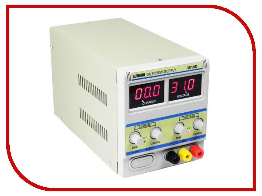 Купить Лабораторный блок питания Element 3010D
