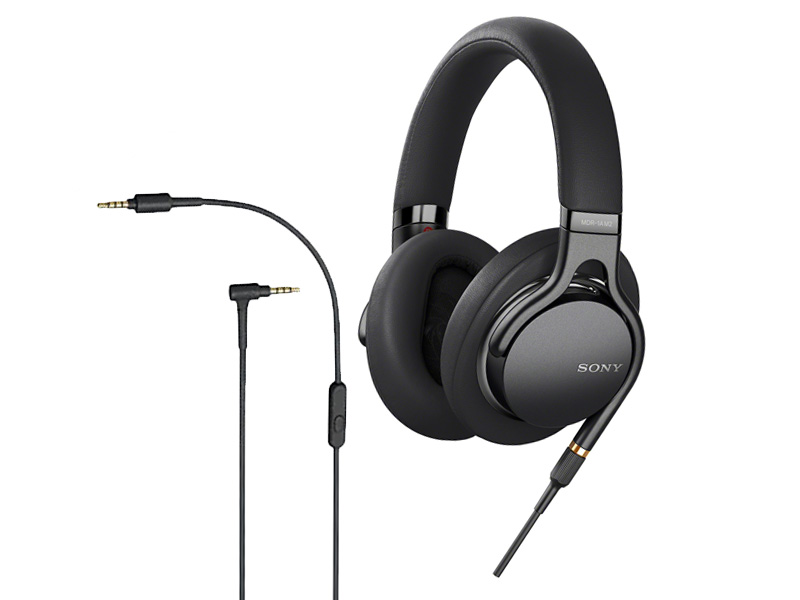 наушники sony mdr xd150w Sony MDR-1AM2 Black
