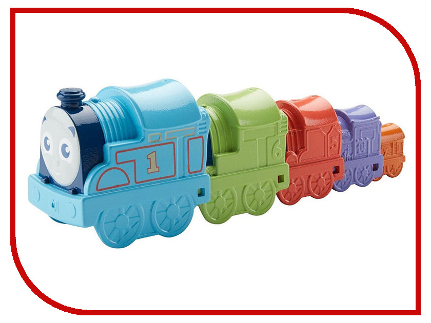 Купить Игрушка Mattel Fisher-Price Thomas And Friends DVR11