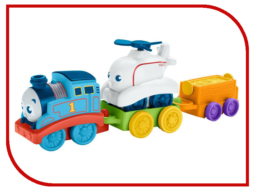 Купить Игрушка Mattel Fisher-Price Thomas And Friends FKM91