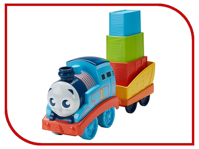 Купить Игрушка Mattel Fisher-Price Thomas And Friends FKM92