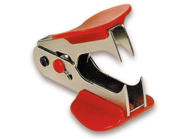 дырокол sax 306 до 20л с линейкой red 50974 Антистеплер SAX 700 Red 50961