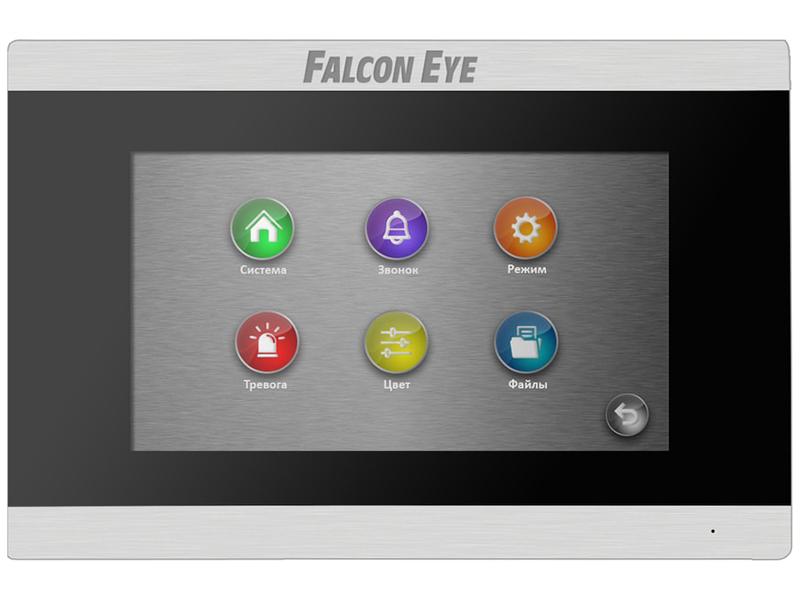 видеорегистратор falcon eye fe 5104mhd Видеодомофон Falcon Eye FE-70 ARIES Black