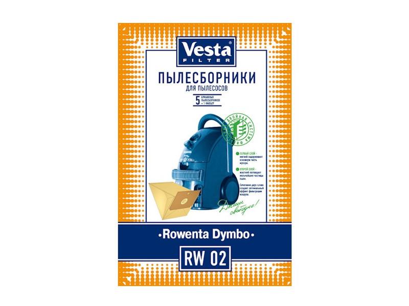 Мешки пылесборные Vesta Filter RW 02