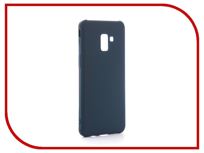 Купить Аксессуар Чехол для Samsung Galaxy A8 Plus 2018 А730 Red Line Extreme Blue УТ000014032