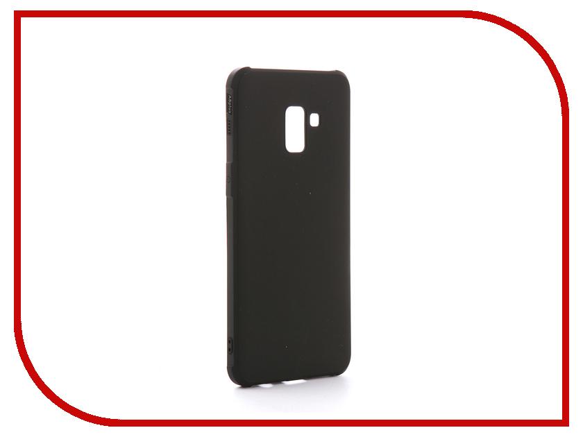 Купить Аксессуар Чехол для Samsung Galaxy A8 Plus 2018 А730 Red Line Extreme Black УТ000014033