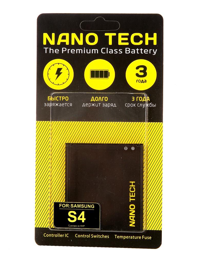 батарея для samsung galaxy s4 mini Аккумулятор Nano Tech (схожий с B600BC) 2600mAh для Samsung GT-i9500 Galaxy S4