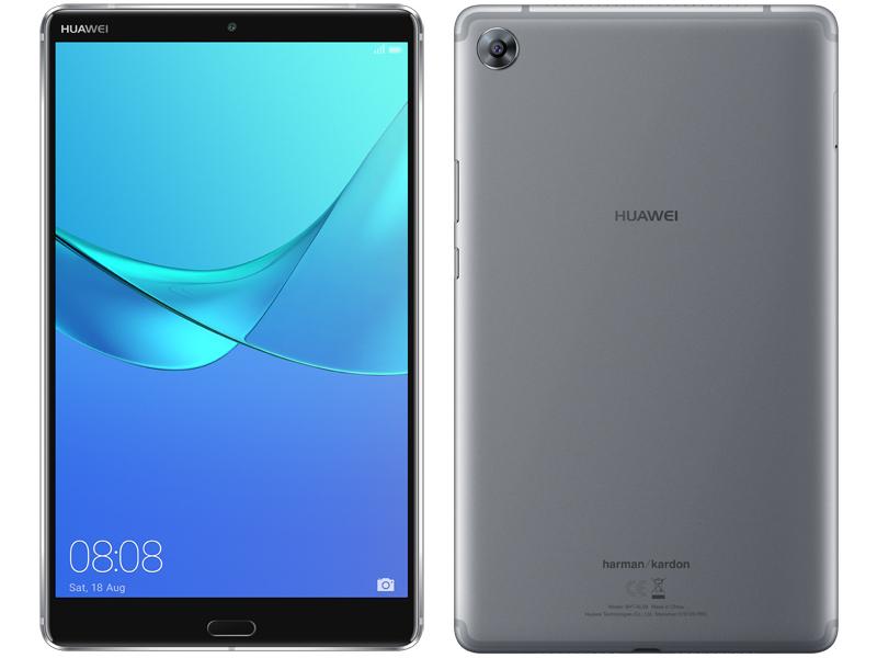 планшет asus zenpad z301mfl 10 32gb lte grey 1h006a Планшет Huawei MediaPad M5 8.4 64Gb LTE Space Grey