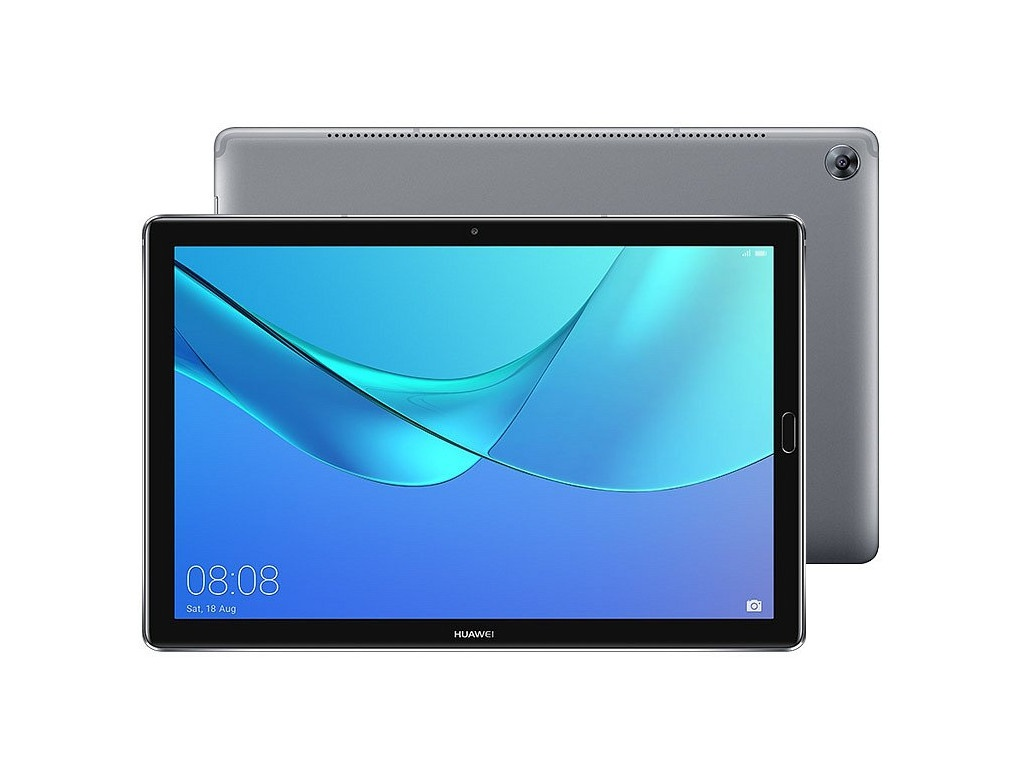 планшет asus zenpad z301mfl 10 32gb lte grey 1h006a Планшет Huawei MediaPad M5 10.8 64Gb LTE Space Grey