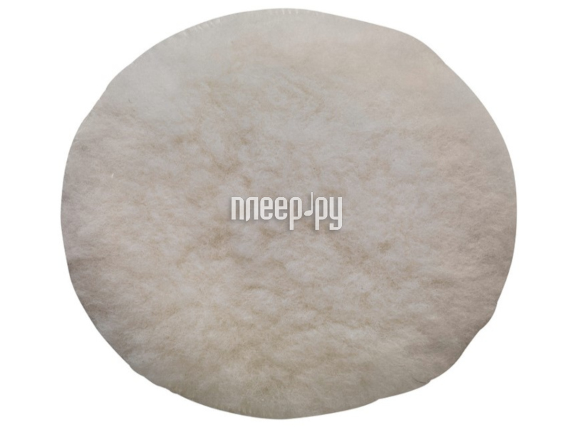Полировальный круг Metabo 125mm из овечьей шерсти 631223000