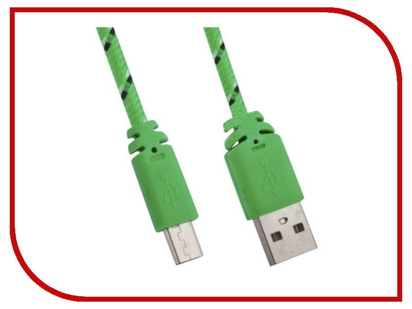 Купить Аксессуар Liberty Project USB - Micro USB 1m Green-Blue 0L-00000949
