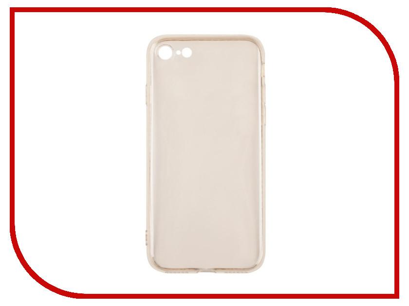 Купить Аксессуар Чехол Liberty Project для APPLE iPhone 8 / 7 Silicone TPU Gold 0L-00030615