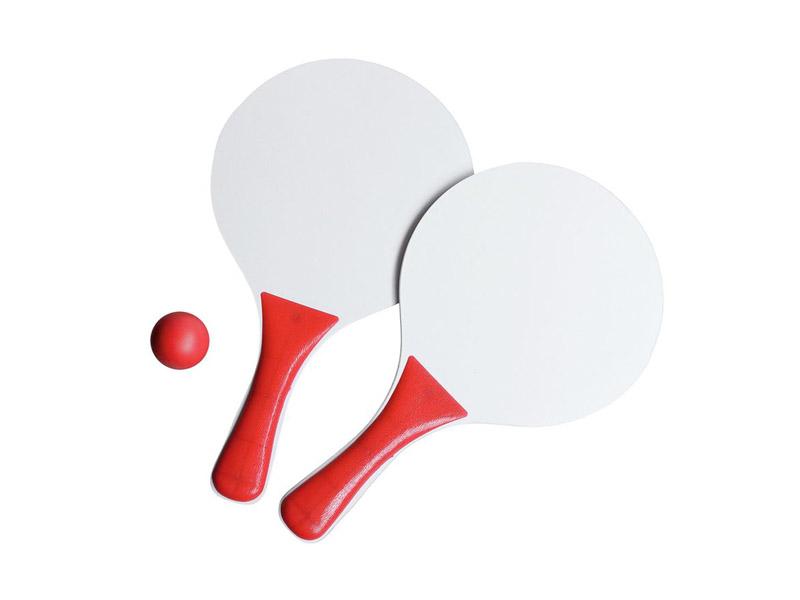Makito Набор для игры в пляжный теннис Cupsol MKT4578red