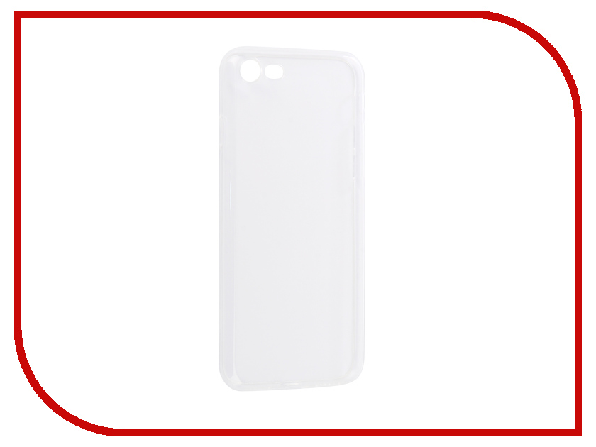 Купить Аксессуар Чехол для APPLE iPhone 7 Innovation Silicone 0.3mm Transparent 12006