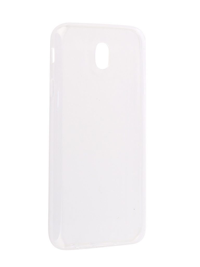 галакси j7 Аксессуар Чехол Innovation для Samsung Galaxy J7 2017 Silicone 0.33mm Transparent 12038
