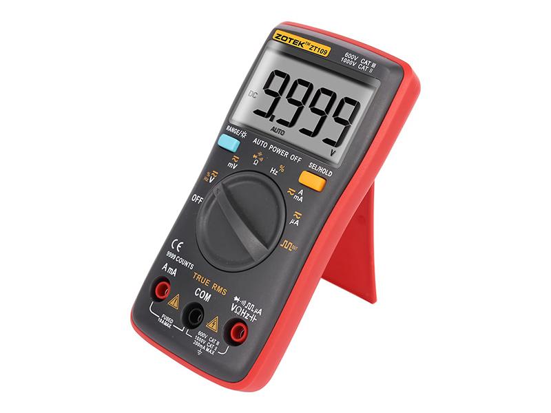 Мультиметр S-Line ZT109 мультиметр s line va20