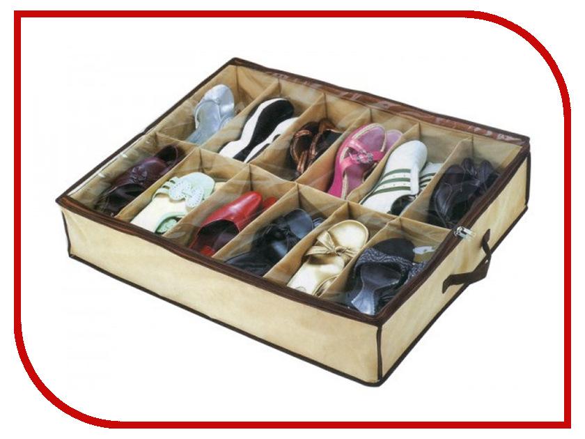 Купить Аксессуар Органайзер для обуви As Seen On TV Shoes Under