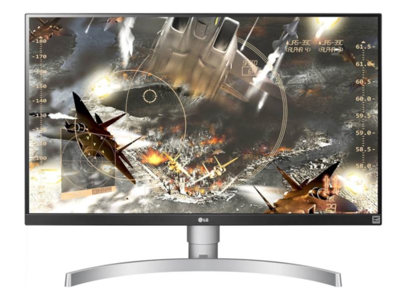 Купить Монитор LG 27UK650 Black