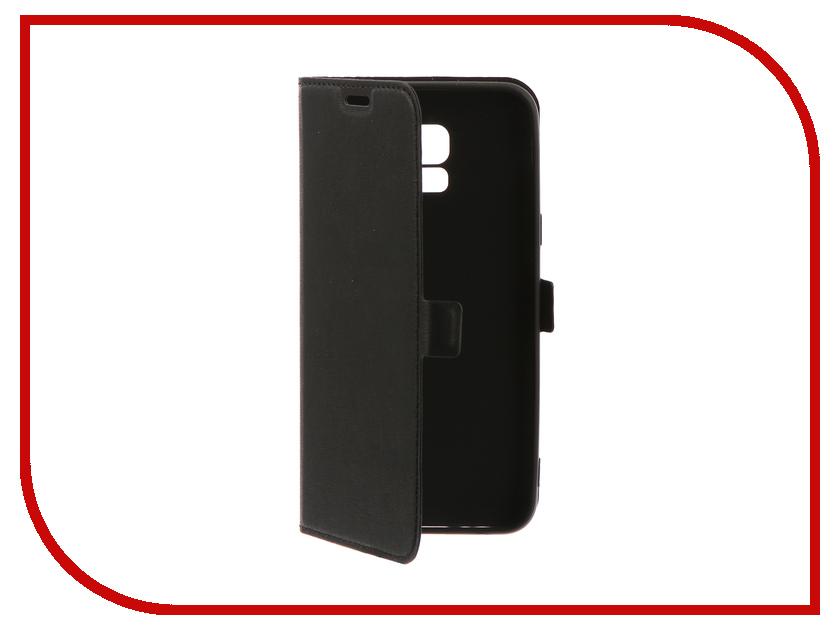 Купить Аксессуар Чехол Samsung Galaxy J6 2018 DF sFlip-32, DF-GROUP
