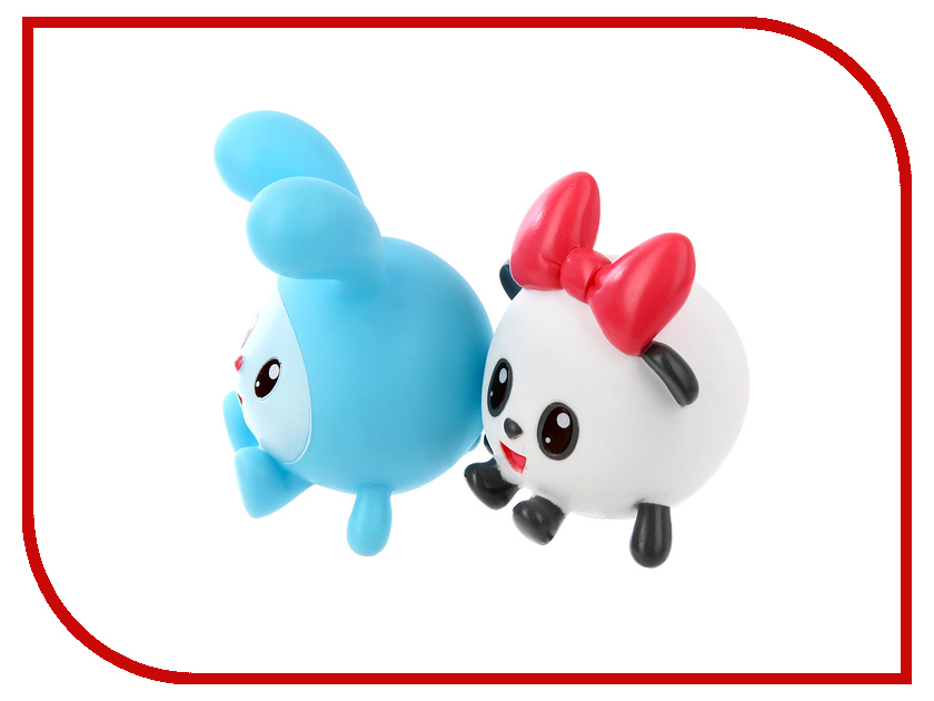 Купить Игрушка Играем вместе Малышарики Крошик и панди LX-ST1710-1712