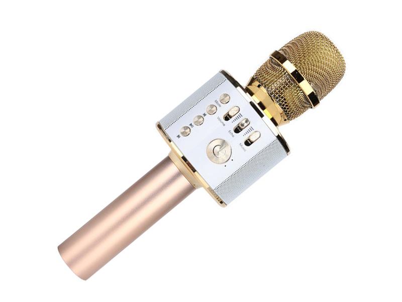 Караоке Q37 Караоке Handheld KTV Q37G Gold