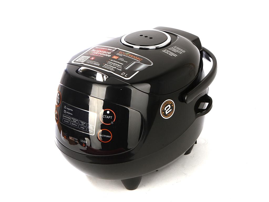 Мультиварка REDMOND RMC-03, черный