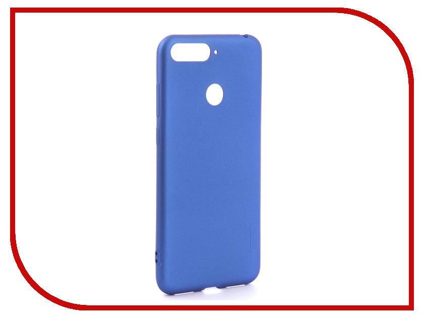 Купить Аксессуар Чехол для Honor 7A Pro X-Level Guardian Series Blue 2828-135