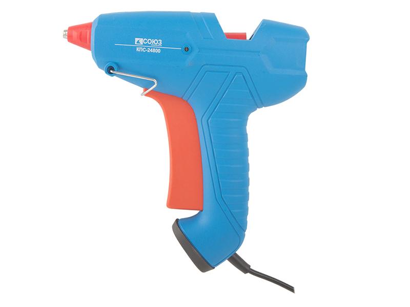 термоклеевой пистолет stayer profi 2 06801 60 11 z01 Термоклеевой пистолет СОЮЗ КПС-24800